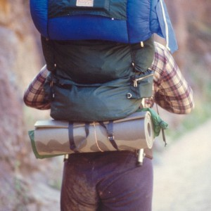 Großer Camping-Rucksack