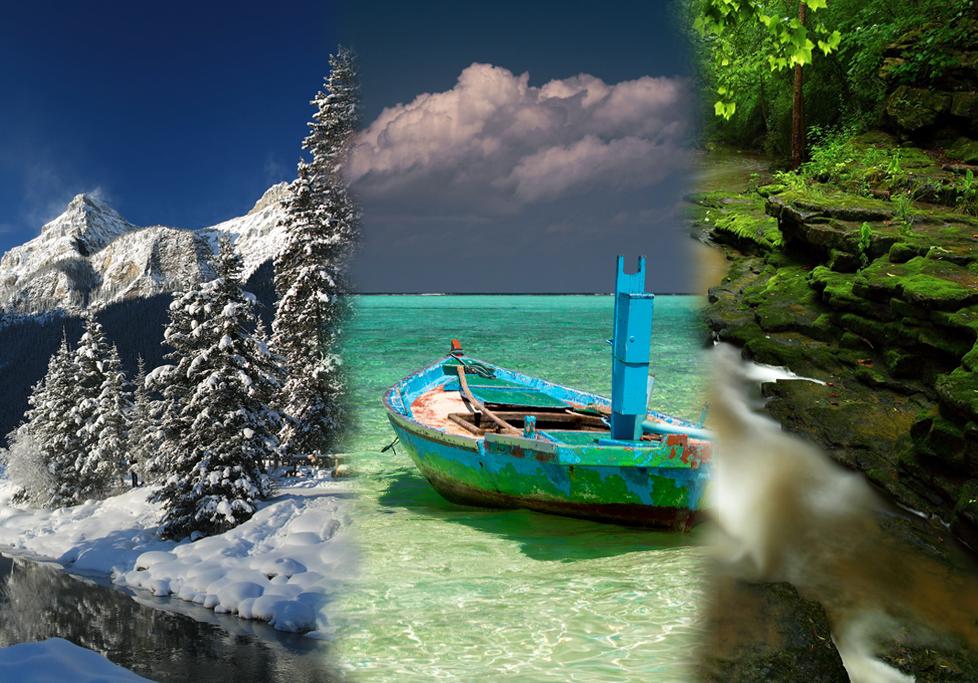 Ob schneebedeckte Gebirgsketten, einsame Meerexpeditionen oder überwältigende Regenwälder: Die richtige Wanderausrüstung kann über den Urlaubserfolg entscheiden