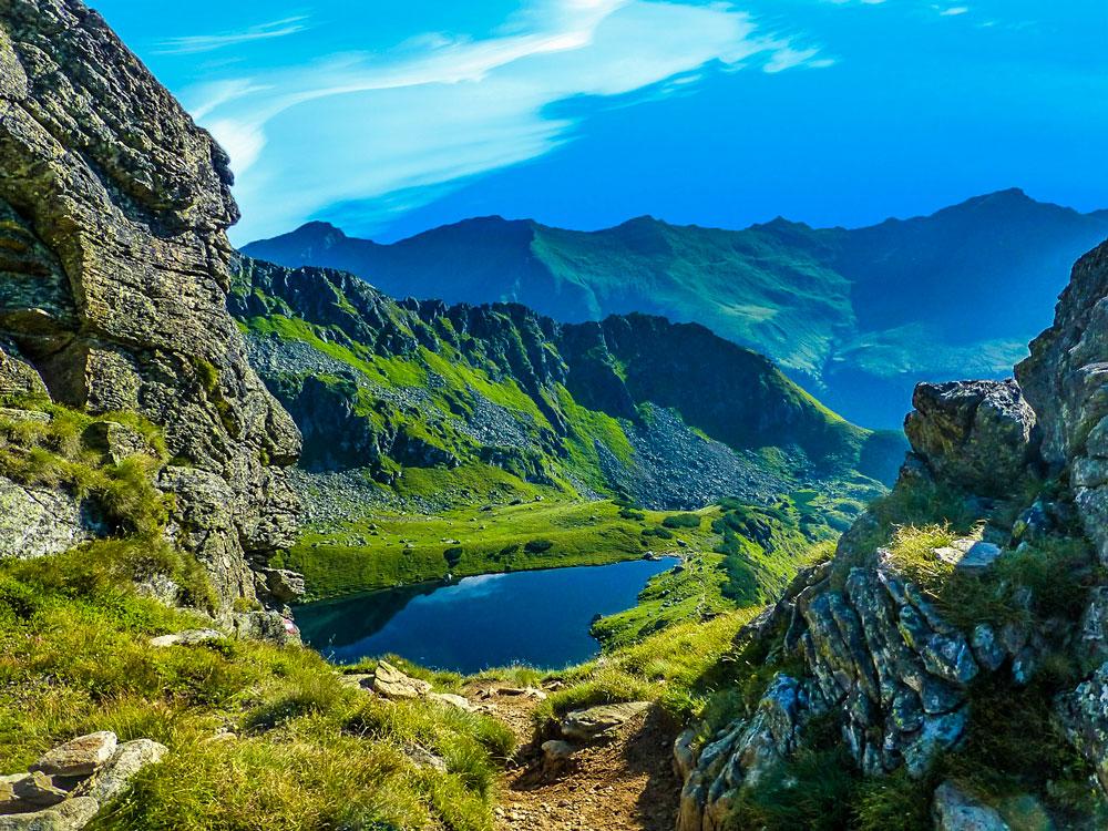 Steiermark-Bergsee