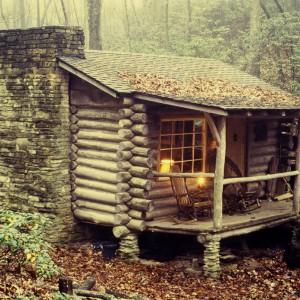 Hütte oder Häuschchen