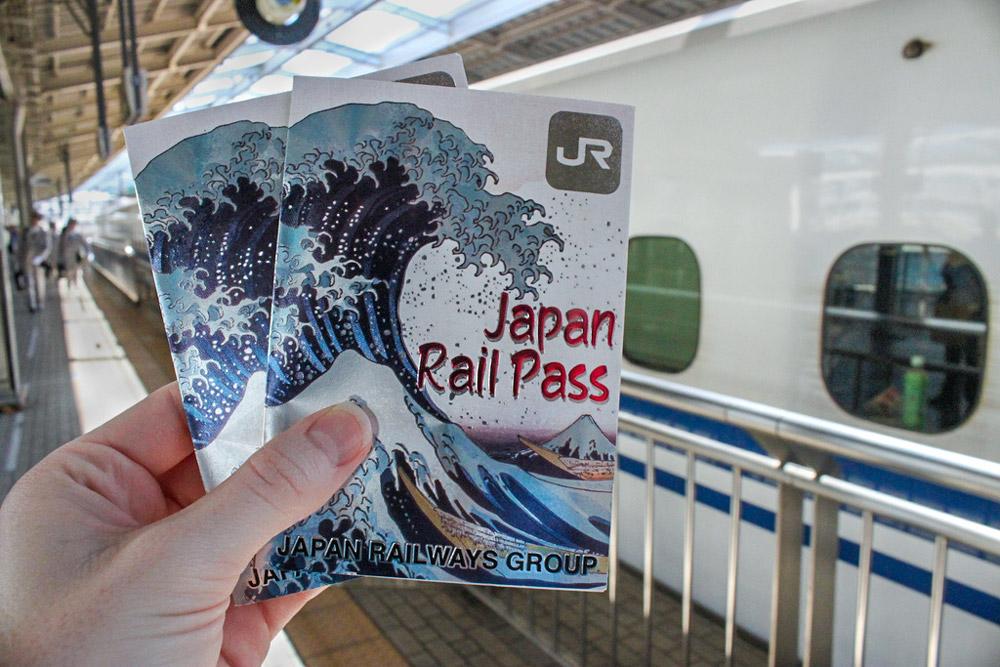 Japan Rail Pass für Touristen