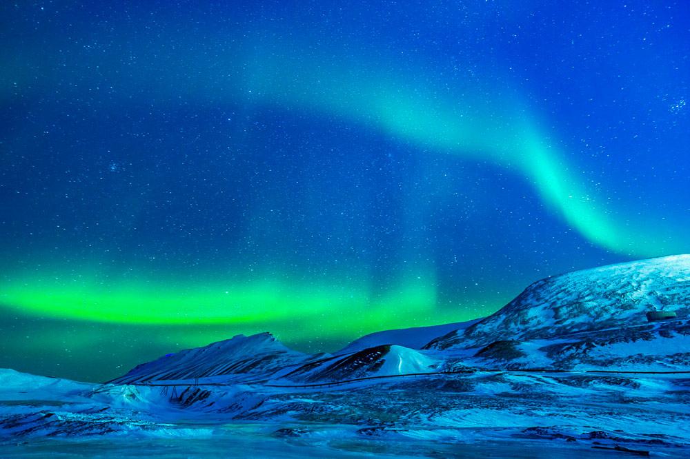 die abgelegensten inseln der welt - svalbard spitzbergen